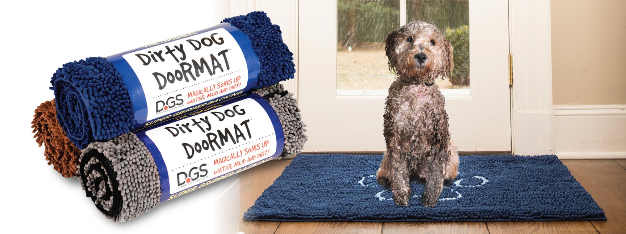 DGS Dirty Dog Doormat